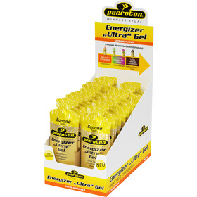 Peeroton Energizer Ultra Gel Box 24 x 40g, Banana